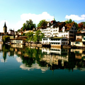 The Perfect Day in Zurich, Switzerland