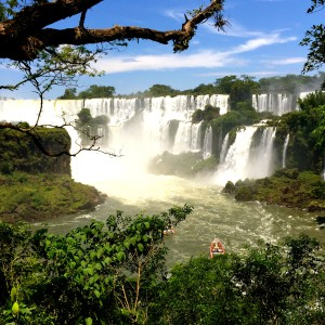 On the Border, Argentina and Brazil's Breathtaking Iguazu Falls