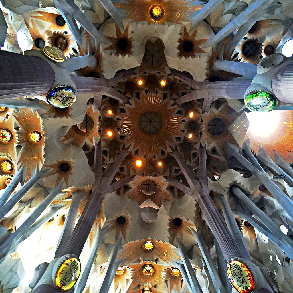 Sagrada Familia - Barcelona Travel Guide