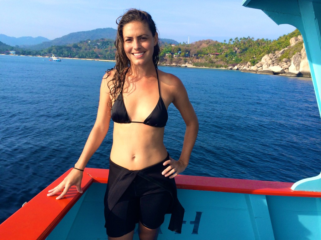 Why you should be scuba diving koh tao thailand heels to hiking boots - Dive in koh tao ...