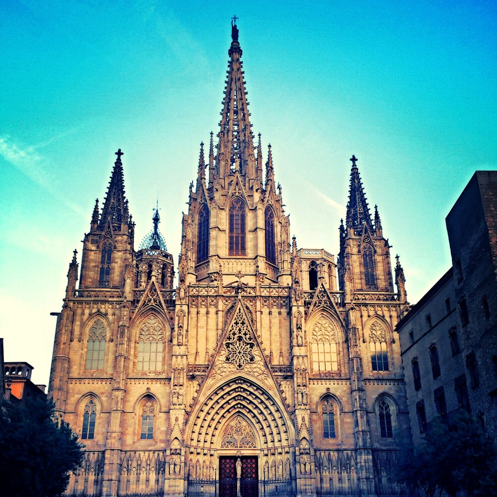 Barcelona Cathedral - Barcelona Travel Guide