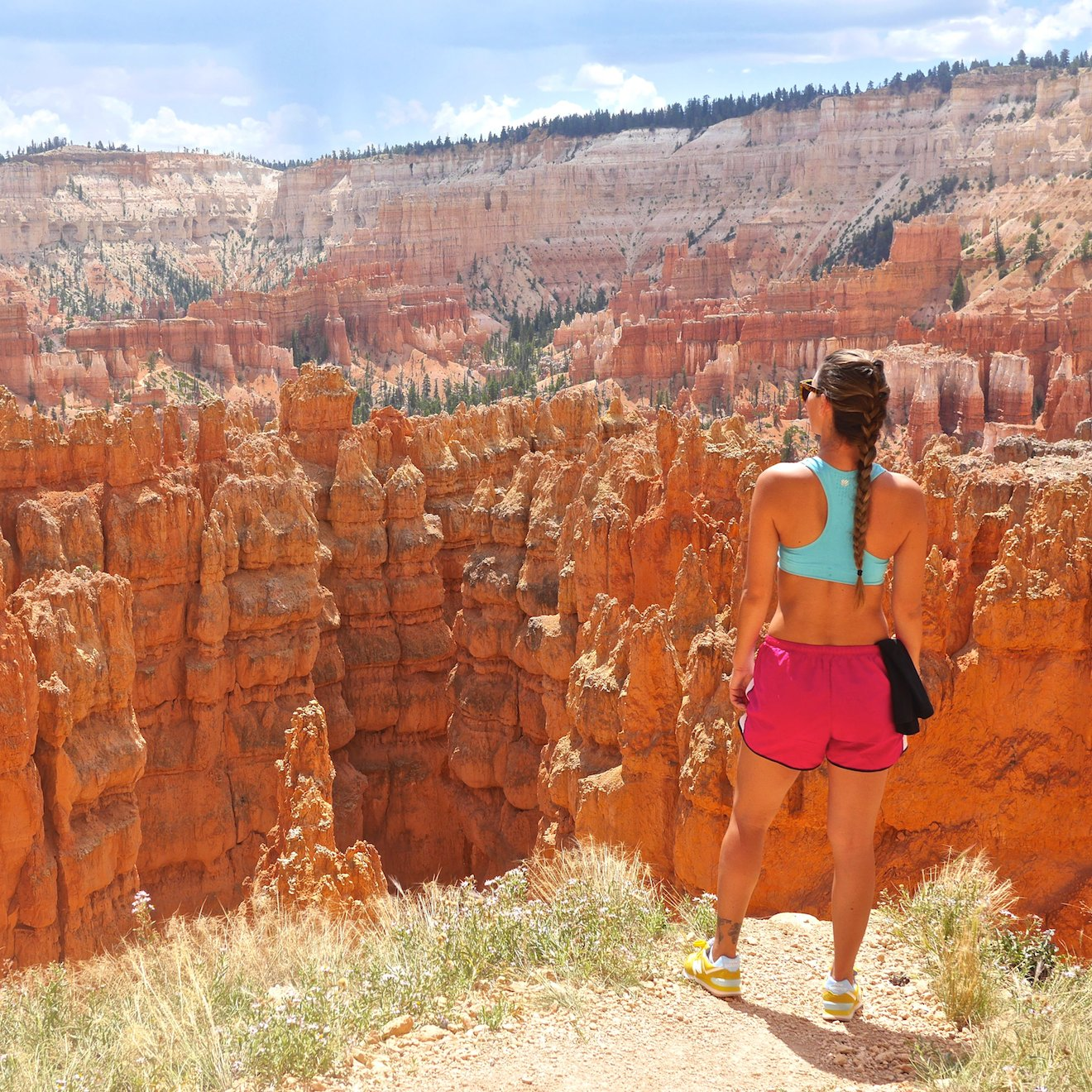 female travel guide to zion national park - heels to hiking boots