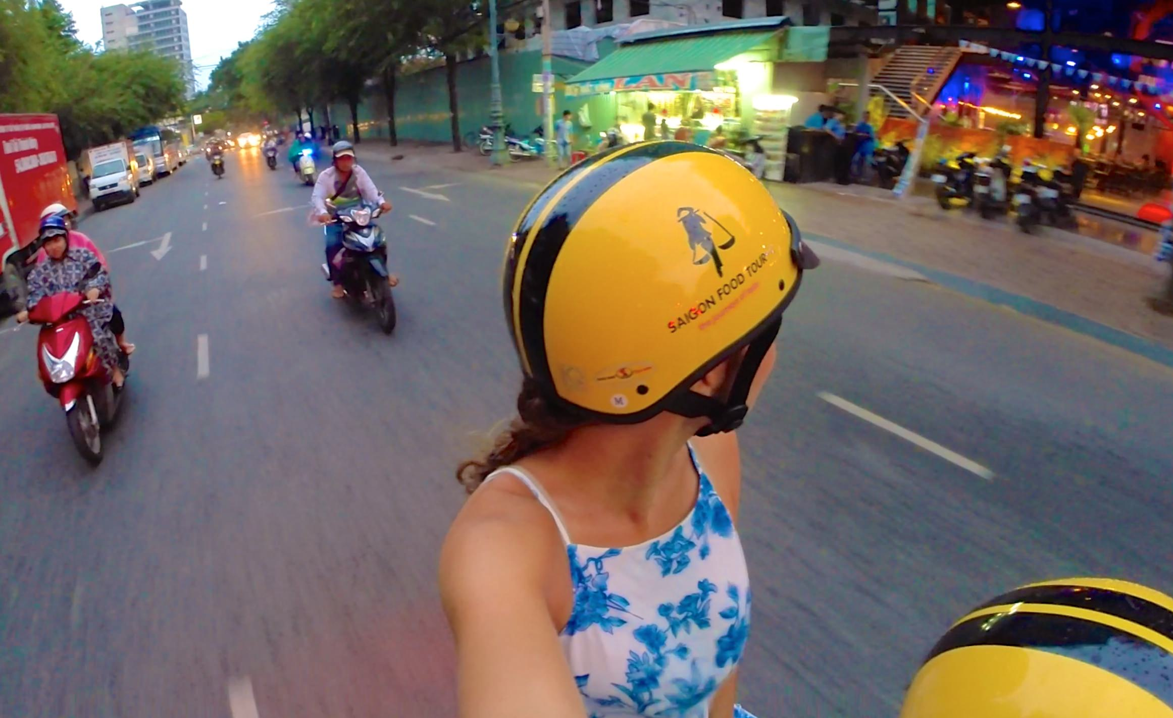 The Taste of Vietnam with Saigon Food Tour - Heels to Hiking Boots