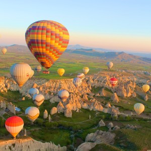 20 Photos to Inspire You to Visit Cappadocia, Turkey
